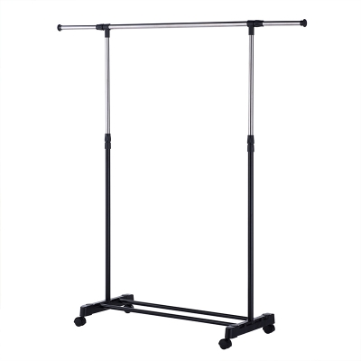 Adjustable Singel Pole Garment Rack 127