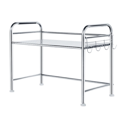 Stainless steel kitchen storage rack 487