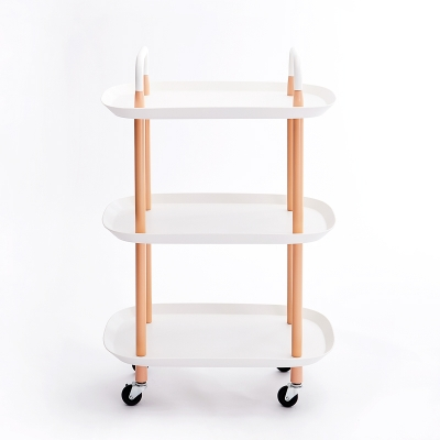 3 Tier PP Cart Boat-shaped