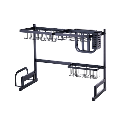Over-The-Sink Dish Drying Display Rack Stand 4272